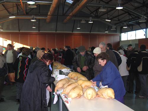 Marché de Caussade