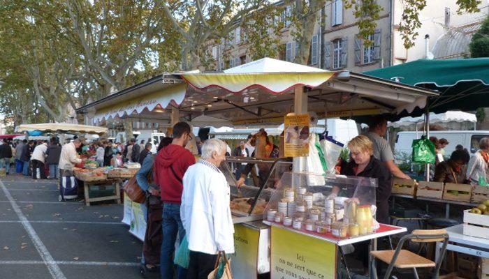 Marché au gras de Montauban
